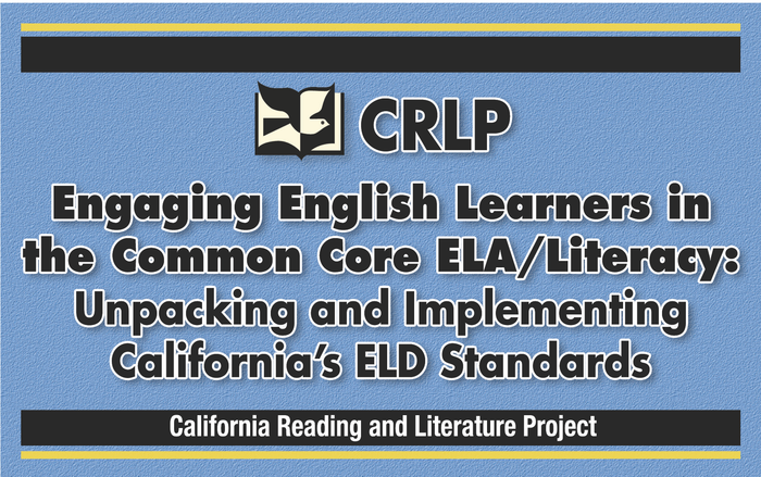 Engaging English Learners in the Common Core Literacy